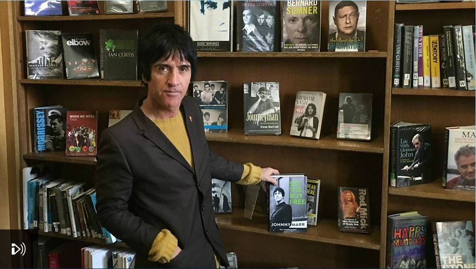 Image result for johnny marr book