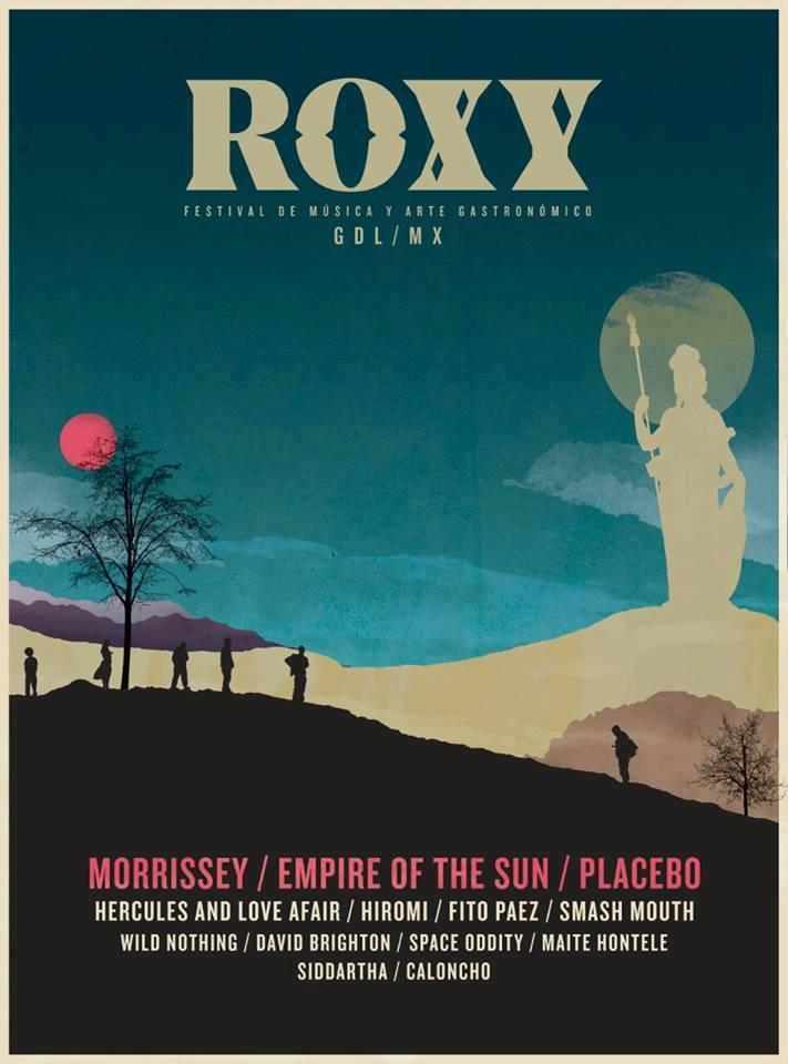 Morrissey To Headline Roxy Festival In Guadalajara Mexico Morrissey Solo