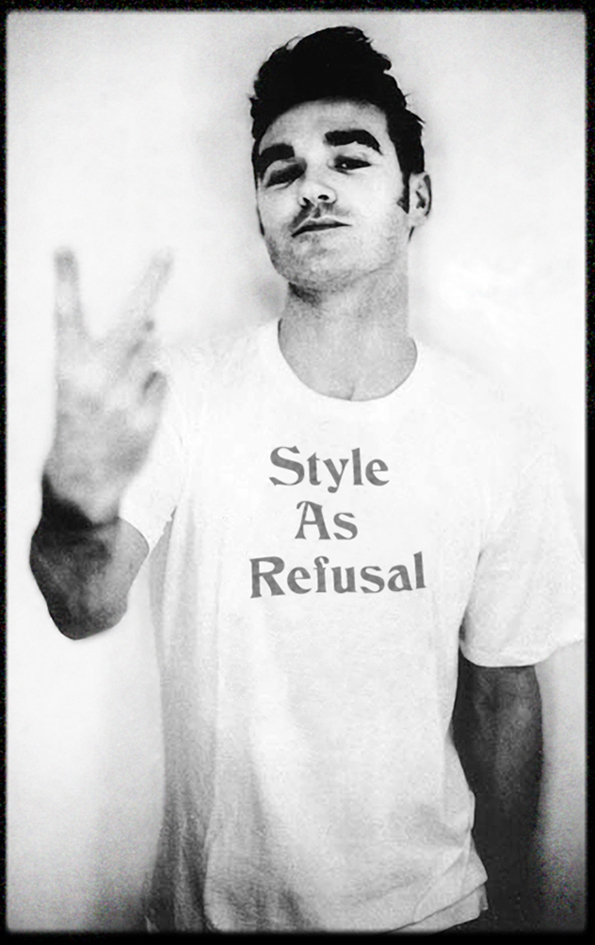 Morrissey - style as refusal