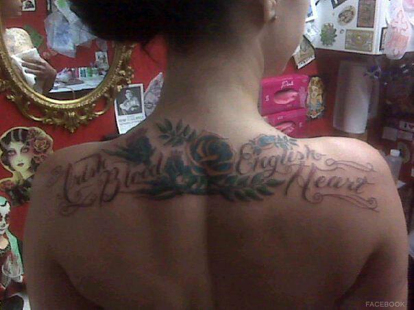 Danielle Colby Cushman Tattoos Guys Best Gal Danielle Colbycushman ...