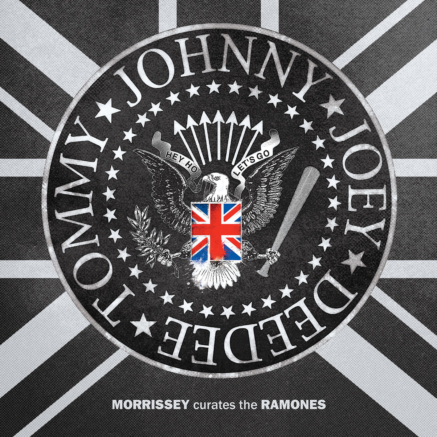"""""""Morrissey Curates The Ramones"""" Artwork change?Comments"""