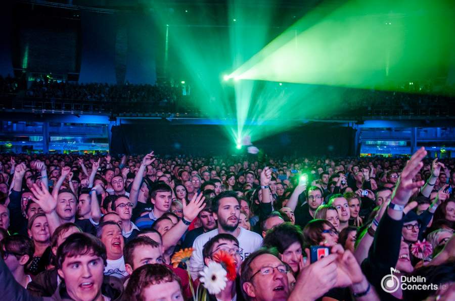Dublin 3arena Dec 1 2014 Post Show Morrissey Solo