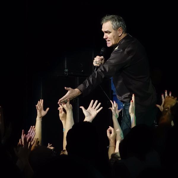 Image result for MORRISSEY NASHVILLE 2015